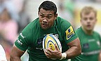Ofisa Treviranus made his comeback in London Irish's European Challenge Cup pool qualifier on Sunday