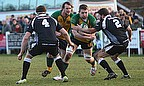 Henley Hawks had a scare at home to the Cornish All Blacks
