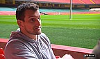 Sam Warburton answers twitter questions with David Flatman
