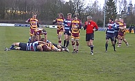 Sedgley Hit Record 17 Tries Against Dudley