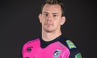 Rees in his Cardiff Blues kit