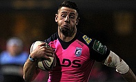 Alex Cuthbert went over for one of Cardiff's tries