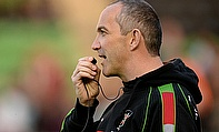 Conor O'Shea is not moved by Lawrence Dallaglio's critical comments