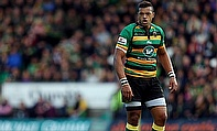 Luther Burrell will have an x-ray on his right hand