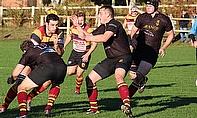 Harrogate's efforts once again thwarted by the Ampthill defense
