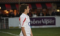 George Ford playing for England U16s