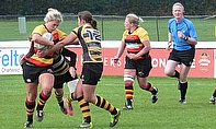 Richmond encountered a tough defense in Wasps