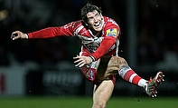 James Hook was on target for Gloucester