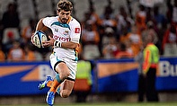 Willie le Roux has been performing for the Cheetahs