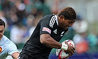Waisake Naholo scored his side's second try as the Hurricanes defeated the Blues on Saturday