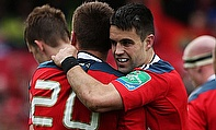 Conor Murray was in sparkling form for Munster