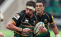 Northampton flanker Tom Wood is relishing the thought of Saturday's play-off clash against Saracens