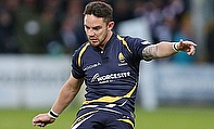 Ryan Lamb held his nerve to ensure a return to the Premiership for Worcester