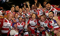 Gloucester have been drawn with local rivals Worcester in the European Challenge Cup group stages
