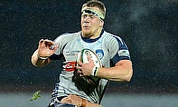 Paul Hill in action for Yorkshire Carnegie