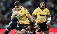 Beauden Barrett has been in blistering form for the Canes