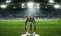 The Super Rugby trophy 2015 is up for grabs this weekend