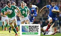 Ireland and France are the favourites, can there be an upset?