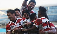 Japan are on cloud 9 after they stun South Africa in Brighton