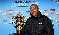 New Zealand legend Jonah Lomu who changed the face of rugby union