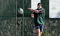 Ben Franks is among the London Irish matchday 23