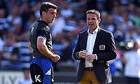 Mike Ford was relieved with Bath's victory which was inspired by son George