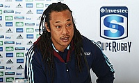 Blues appoint Tana Umaga as coach