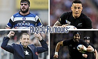 Rob Webber, Sonny Bill Williams, Victor Vito and Mourad Boudjellal