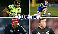 Danny Cipriani, Tom Homer, Cory Jane and Grant Gilchrist