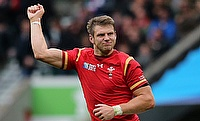 Wales will make a fitness call on the injured Dan Biggar later in the week for their RBS 6 Nations match against Scotland.
