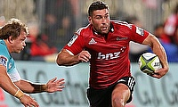 Crusaders back Kieron Fonotia will be joining the Ospreys on a two-year deal.