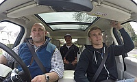 David Flatman, Jack Nowell and Henry Slade
