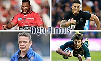 Steffon Armitage, Sonny Bill Williams, Willie Le Roux and Mike Ford