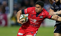 David Lemi, pictured, Ross McMillan and Ben Glynn scored tries