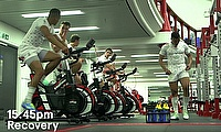 Behind the scenes with England Sevens