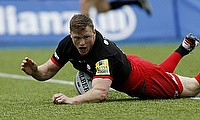 Chris Ashton was a shock omission from the England senior squad destined for Australia
