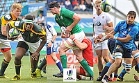 South Africa v Japan, Wales v Ireland and England v Italy