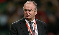 Sir Graham Henry led New Zealand to World Cup glory in 2011