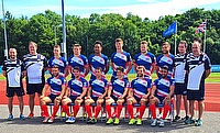 The Great Britain Men's 7s Squad 2016