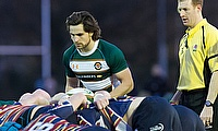 Ealing Trailfinders captain Alex Walker