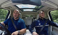 David Flatman meets Sam Warburton in  Land Rover - Open Range