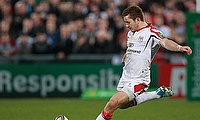 Paddy Jackson added three penalties for Ulster