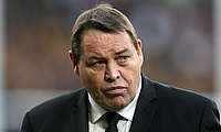 Steve Hansen's New Zealand side beat Argentina 36-17 on Saturday.