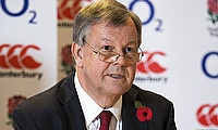 RFU chief executive Ian Ritchie has revealed a plan to double the number of women playing rugby in England