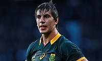 Eben Etzebeth is part of the South Africa squad for this autumn's tour of Europe