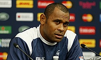 Akapusi Qera captains Fiji against England on Saturday