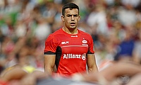 Alex Lozowski was the mastermind of Saracens' win at Sale