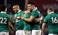 Ireland claimed a narrow victory over Australia in Dublin