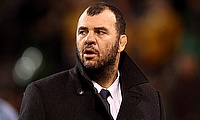 Michael Cheika had strong words for England head coach Eddie Jones