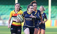 Eight-try Worcester Valkyries trounce Richmond Women